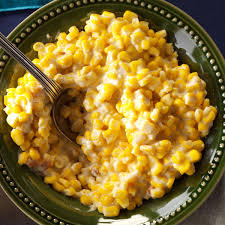 cheesy slow cooked corn recipe taste of home