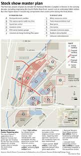 Colorado Convention Center Map by Denver Pitches In Big For Stock Show Plan But Oversight Still