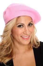 barret hat pink wool classic beret hat hats caps womens hats hats
