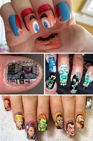 images of finger nail art nail art ideas