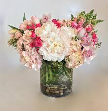 peonies delivery peony orchid hydrangea glendale florist in glendale ca