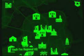 Fallout 3 Bobblehead Map by Image Fo4 Map Vault Tec Regional Hq Jpg Fallout Wiki Fandom