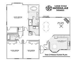 open plan houses floor plans escortsea ranch modular home floor