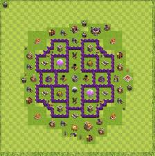Clash Of Clans Maps War Map Layouts Clash Of Clans