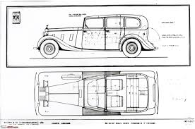 classic cars drawings classic rolls royces in india page 40 team bhp