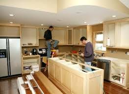 kitchen contractors island kitchen island renovation givegrowlead