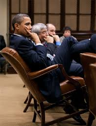 Feet On The Desk Obama Caught In The Oval Office Doing The Unthinkable Alternative