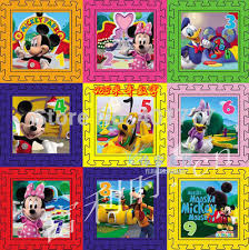 Micky Mouse Rug Tile Applique Picture More Detailed Picture About Selling