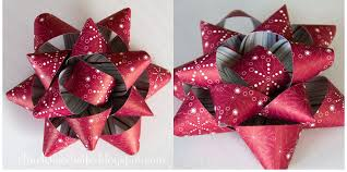 christmas bows for presents how to make a bow 25 awesome diys