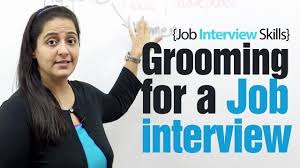 grooming tips for a job interview job interview skills lesson