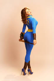 Fallout Clothes For Sale Fallout Cosplay Pin Up Style Fallout Cosplay Fallout And Cosplay