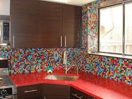 colorful kitchen backsplash colorful backsplash tile cool 4 36 colorful and original kitchen