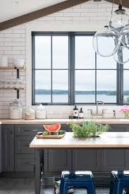 how to build an elegant industrial kitchen island diy network