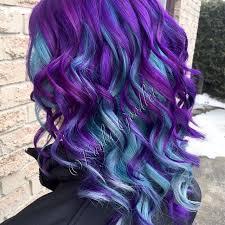 Hues Of Purple Best 25 Bright Purple Hair Ideas On Pinterest Bright Hair