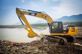 cat cat 326d2 excavator features heavy duty structures