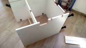 montage meuble de cuisine ides de montage caisson cuisine brico depot galerie dimages