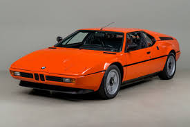 bmw supercar interior 1978 1981 bmw m1 review top speed