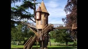 Coolest Tree Houses Insane Houses Youtube