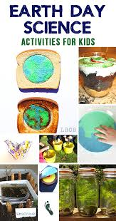 earth day science activities for left brain craft brain