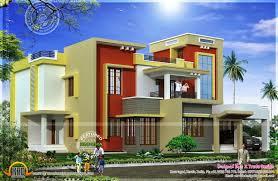 Home Design Box Type Home Design Box Type Home In Square Feet Kerala Home Design And