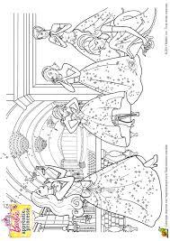 Coloriage barbie apprentie princesse 26 sur Hugolescargotcom