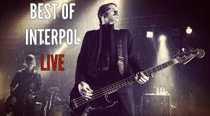 si e d interpol best of interpol live performances 2001 2015
