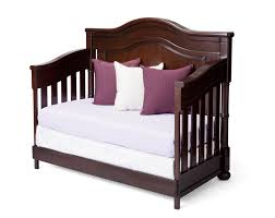 How To Convert Crib To Full Size Bed by Highpoint Crib U0027n U0027 More Baby Safety Zone Powered By Jpma