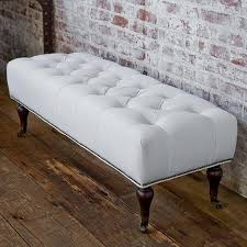 benches for bedrooms white bedroom bench treenovation