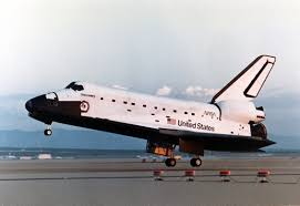 file space shuttle discovery lands for the first time completing