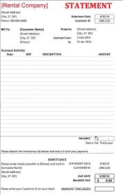 Monthly Invoice Template Excel Rent Invoice Template Equipment Rental Invoice Template Equipment