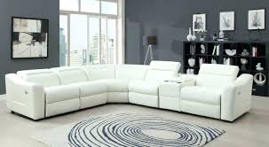 Reclining Leather Sofa 3 Seater Recliner Leather Sofa Gallery Of Stunning Sectional With