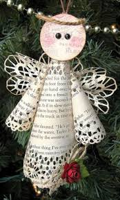 sheet clothespin ornaments no tutorial pic only