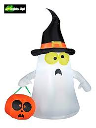 halloween blow ups amazon com