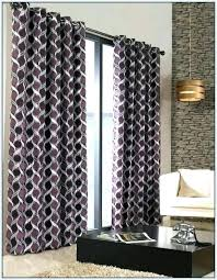White Grey Curtains Purple And Grey Curtains Semi Opaque Purple And Grey Blackout