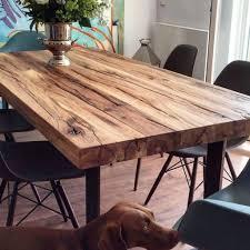 Esszimmertisch Dunkel Gemütliche Innenarchitektur Holztisch Küche Esszimmer Kche Bar