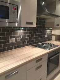 tiled kitchen ideas kitchen design backsplash for kitchen inspiration tiles grey