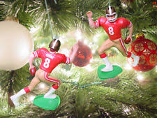 san francisco 49ers nfl ornaments ebay