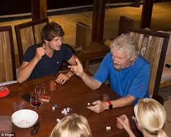 richard branson u0027s son reveals necker island home destroyed daily