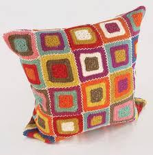 209 best crochet pillows images on pinterest crochet cushions
