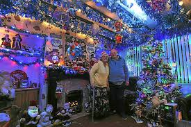 best christmas house decorations is willenhall grotto the best christmas house ever express star