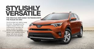 Nissan Rogue Awd System - compare 2016 rav4 xle awd vs 2016 nissan rogue sv awd