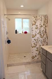 splendid short shower curtain for walk in tub showers decoration shower curtain for walk in tub