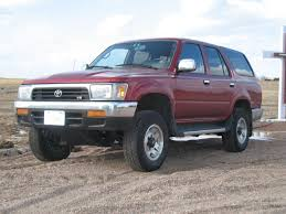 1994 toyota 4runner information and photos momentcar