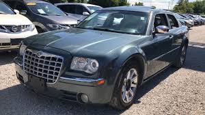 used 2005 chrysler 300 300c near chicago il western ave nissan