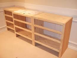 furniture home concept deep bookcase design ideas unique wood