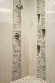 Bathroom Mosaic Tiles Ideas by Best 25 Modern Shower Ideas On Pinterest Modern Bathrooms