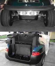 club car 04 up precedent golf cart basic deluxe u0026 ultimate light