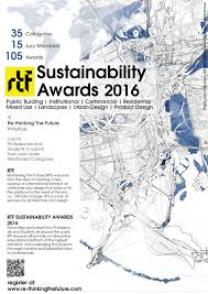 Uri Map Rtf Sustainability Awards 2016 Archdaily