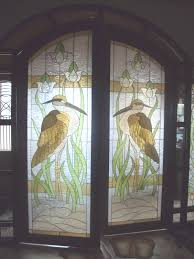 Pre Stained Interior Doors by Stained Glass Doors Glastek By Delmens Stained Glass