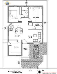 800 square feet 800 sq ft house plans south indian style
